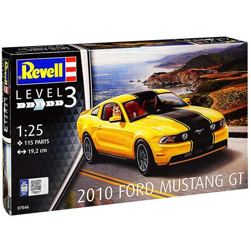 2010 Ford Mustang GT 1/25