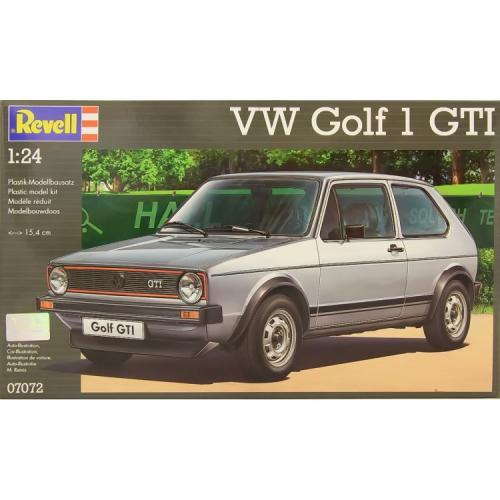 Volkswagen Golf 1 GTI 1/24