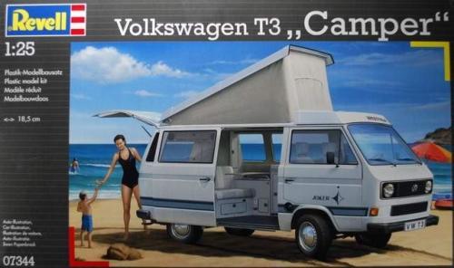 """Volkswagen T3 """"Camper"""" 1/25"""
