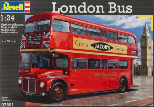 London Bus 1/24