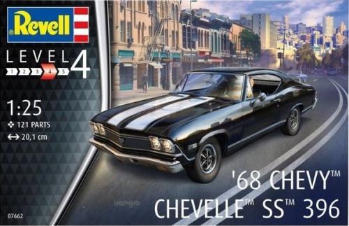 1968 Chevy Chevelle 1/25
