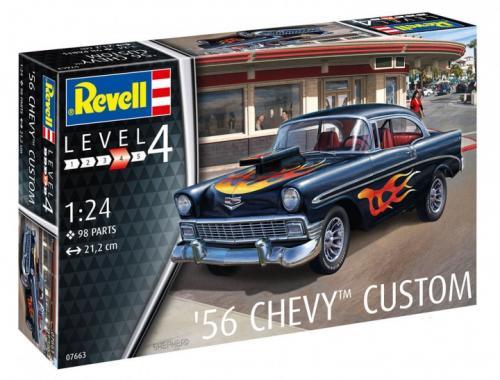 '56 Chevy Custom 1/24