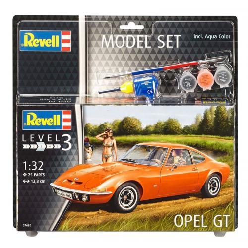 Opel GT Model Set 1/32