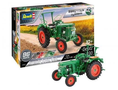 Deutz 1/24 D30 Tractor Easy Click