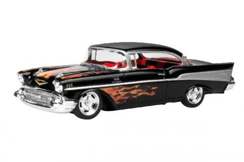 1957 CHEVY BEL AIR 1/25 Snap Tite