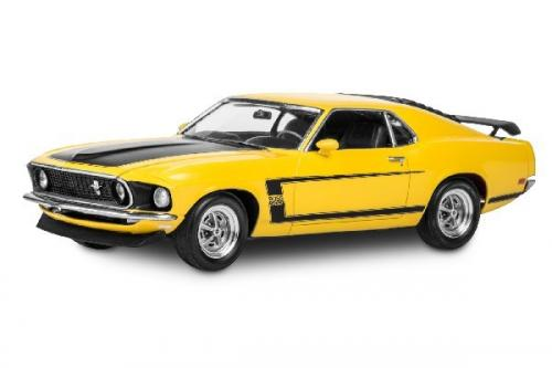 69 FORD BOSS 302 MUSTANG 1/25