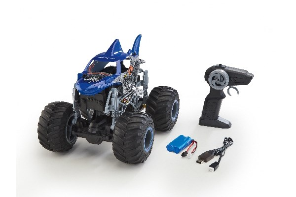 "RC MONSTER TRUCK ""BIG SHARK"""