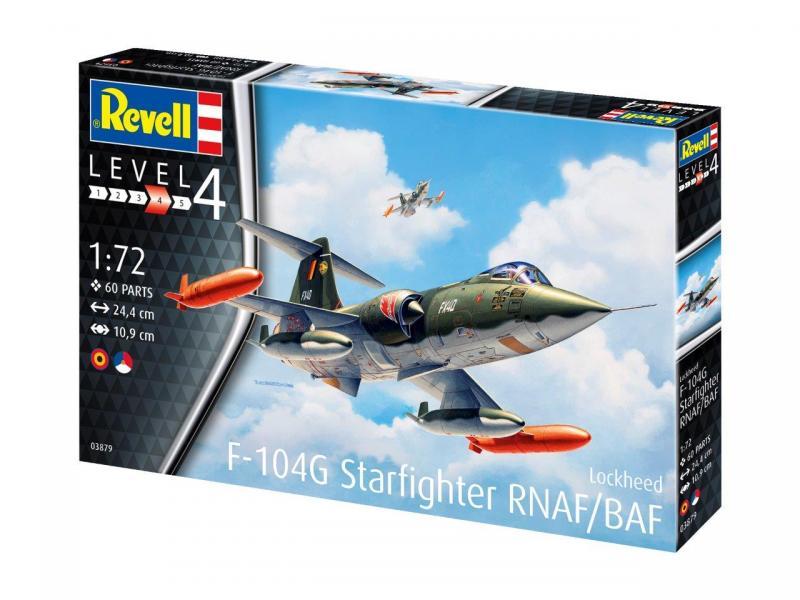 F-104 G STARFIGHTER NL/B 1/72