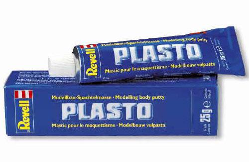 Plasto Modelling Body Putty 25g