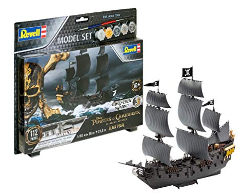 Model Set Black Pearl easy-click 1/150