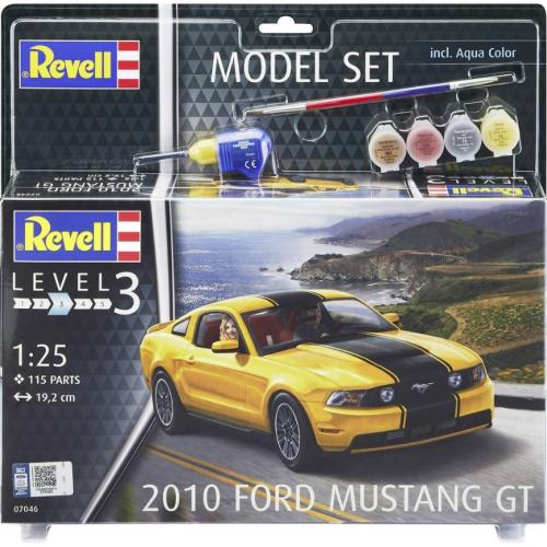 2010 Ford Mustang GT 1/25 Model Set