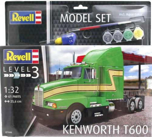 Kenworth T600 1/32 Model Set