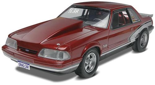 1990 Mustang LX 5.0 Drag Race 1/25
