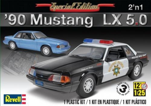 '90 Mustang LX 5.0 2 'n 1 1/25