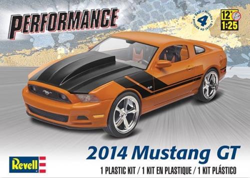 2014 Mustang GT 1/25