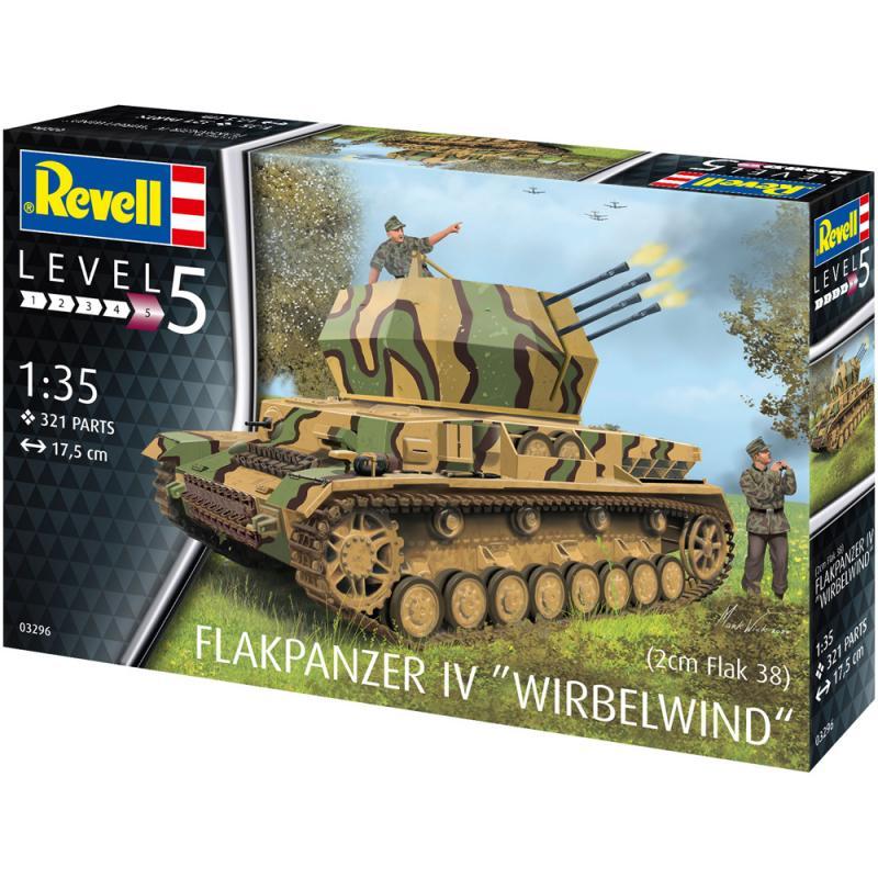 Flakpanzer IV Wirbelwind 1/35