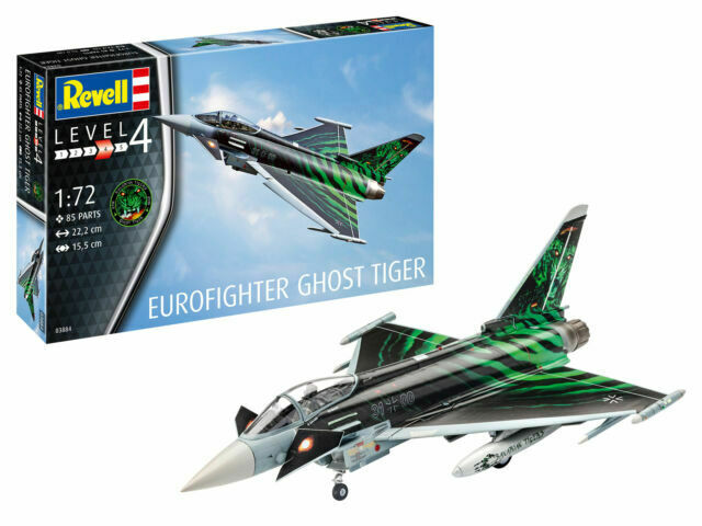 Eurofighter Ghost Tiger 1/72