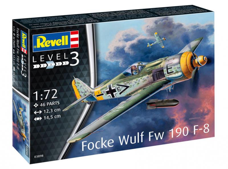 Focke Wulf Fw190 F-8 1/72