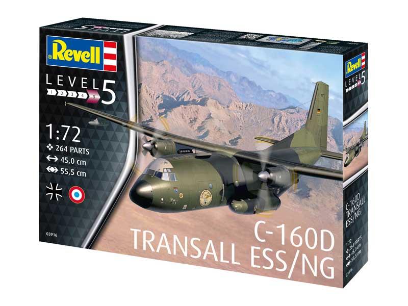 C-160D Transall ESS/NG 1/72