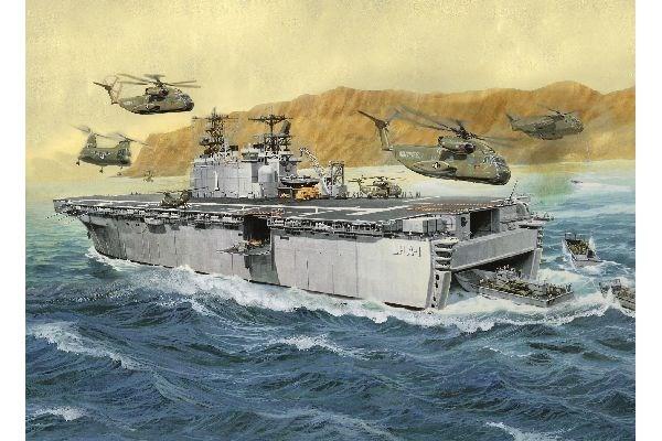 ASSAULT SHIP USS TARAWA LHA-1 1/720