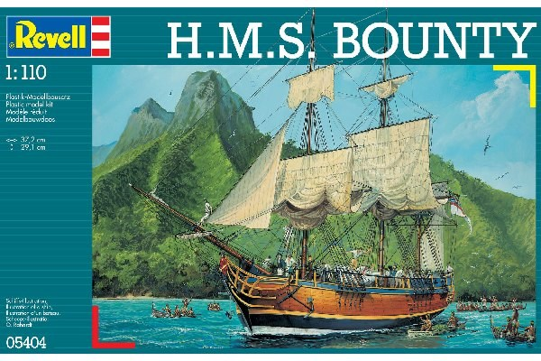 H,M,S, BOUNTY 1/110