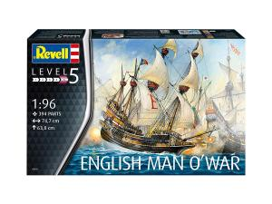 ENGLISH MAN O'WAR 1/96
