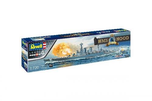 Presentset HMS Hood 100th Anniversary Edition