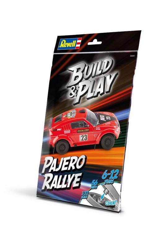BUILD & PLAY RALLYE RACER