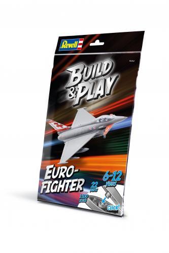 BUILD & PLAY EUROFIGHTER TYPHOON