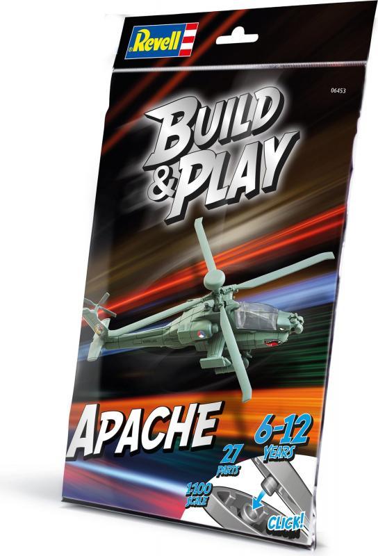 BUILD & PLAY AH-64 APACHE