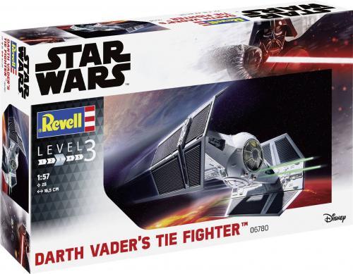 Darth Vader's TIE Fighter 1/57