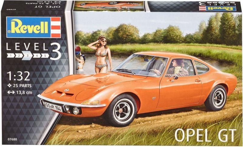 OPEL GT 1/32