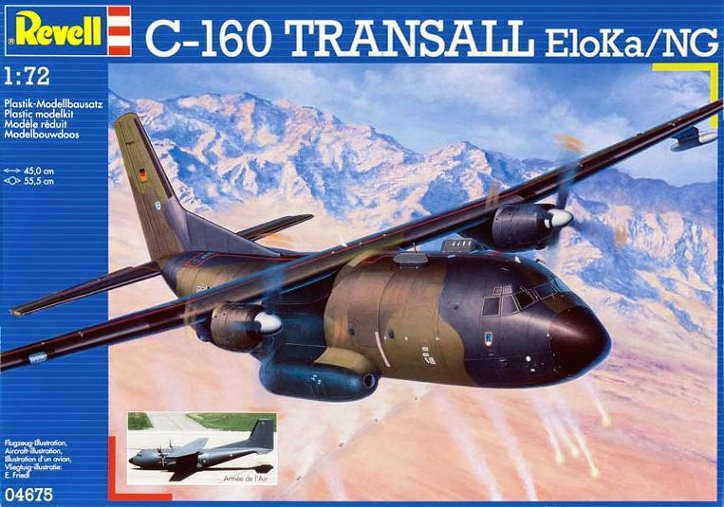 C-160 Transall EloKa/NG 1/72