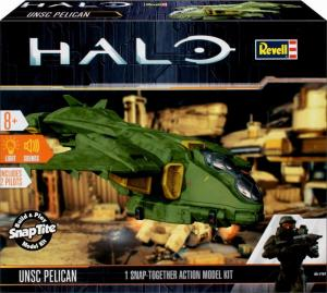 UNSC Pelican, Build & Play HALO (incl. light & sound) 1/100