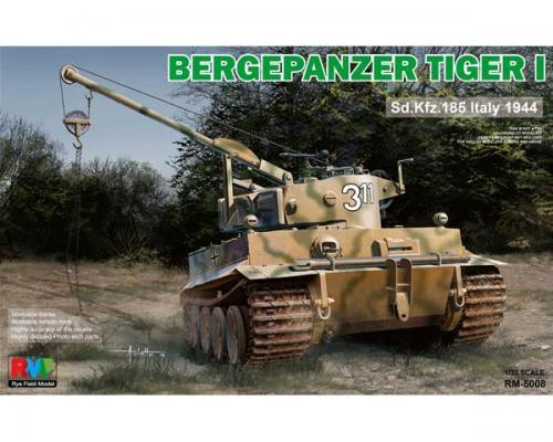 BERGEPANZER TIGER I 1/35
