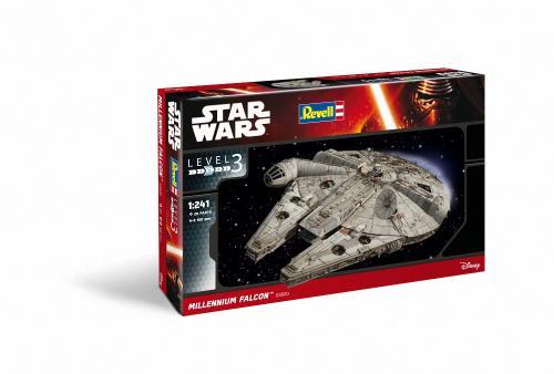 Star Wars Millennium Falcon 1/241
