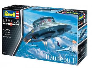 Flying Saucer Haunebu 1/72