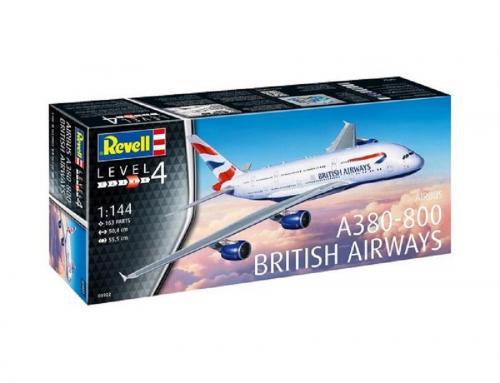 Airbus A380-800 British Airways 1/144