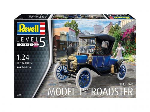 Ford T Roadster (1913) 1/24