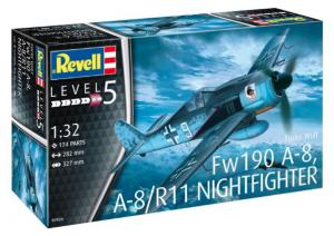Focke-Wulf Fw-190A-8 Nightfighter 1/32