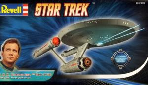 U.S.S. Enterprise NCC-1701 1/600