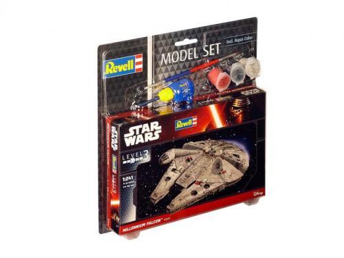 Millennium Falcon 1:241 Model Set