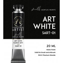 ART WHITE, 20ml