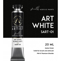 ART WHITE, 20ml