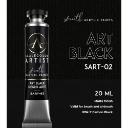 ART BLACK, 20ml