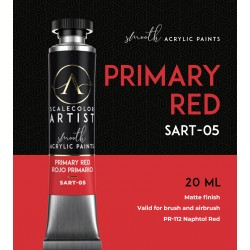 PRIMARY RED, 20ml