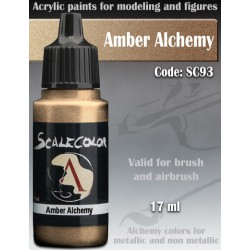 AMBER ALCHEMY, 17ml