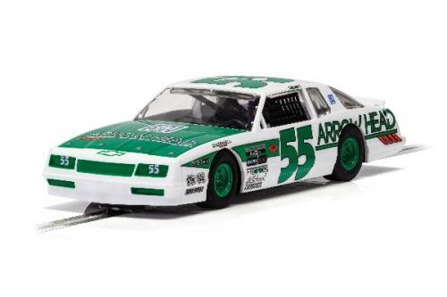 SCALEXTRIC Chevrolet Monte Carlo - Green & White No.551/32