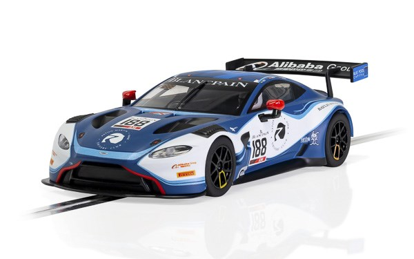 Aston Martin Vantage GT3 - Garage 59 - 2019