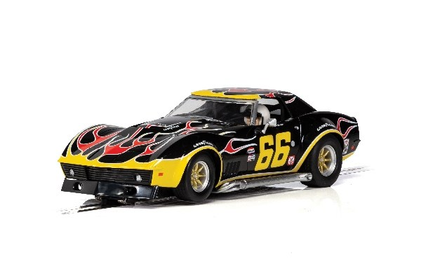 Chevrolet Corvette - No. 66 'Flames'